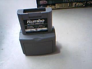 NINTENDO Video Game Accessory N64 RUMBO