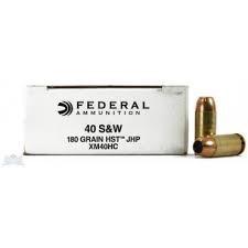 FEDERAL AMMUNITION Ammunition XM40HC