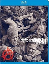 BLU-RAY MOVIE Blu-Ray SONS OF ANARCHY SEASON 6