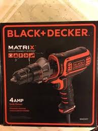 BLACK & DECKER Corded Drill BDEDMT