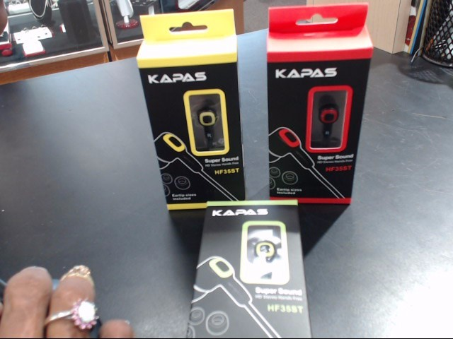 KAPAS Cell Phone Accessory HF35ST