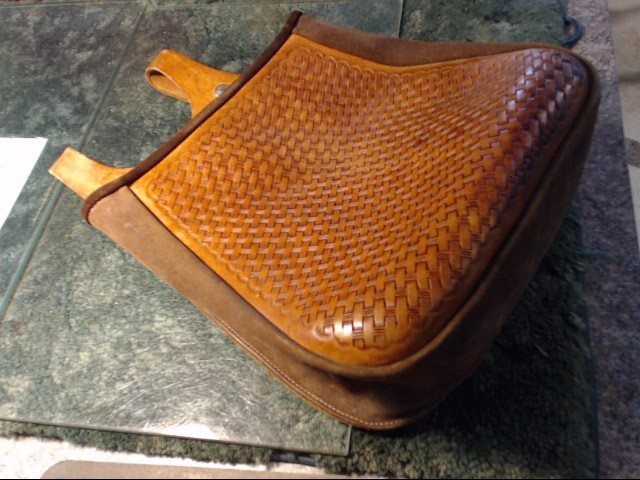 GRUNDMANS Accessories LEATHER BAG