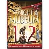 BLU-RAY MOVIE NIGHT AT THE MUSEUM 1 & 2