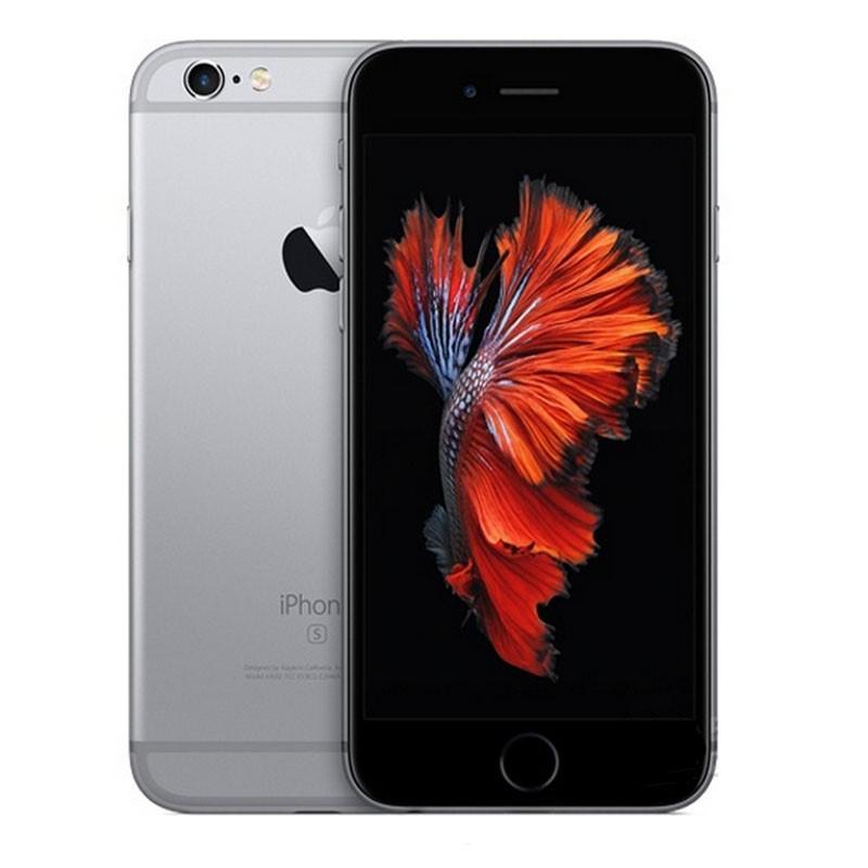 Apple Iphone 6s A1688 128gb Silver W/Box