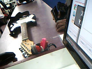 GUITARWORKS Electric Guitar MINI STRAT