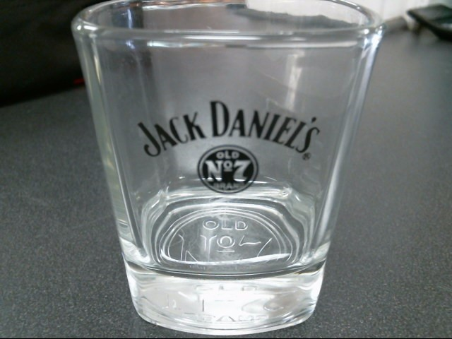 JACK DANIELS Glassware WHISKEY GLASSES