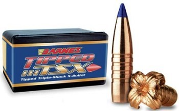 BARNES AMMUNITION Ammunition TIPPED STX