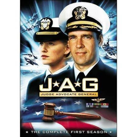DVD BOX SET DVD JAG THE COMPLETE FIRST SEASON