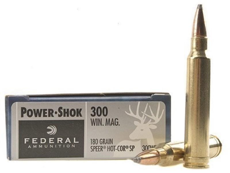 FEDERAL AMMUNITION Ammunition 300WBS