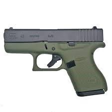 GLOCK Pistol 43 (UI4350204CKFGSA)