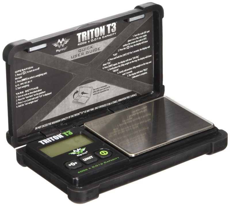 MYWEIGHT Scale TRITON T3