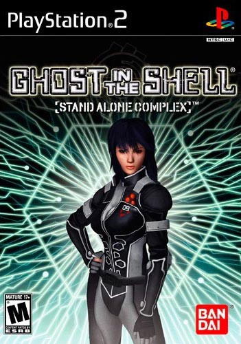 SONY Sony PlayStation 2 Game GHOST IN THE SHELL STAND ALONE COMPLEX