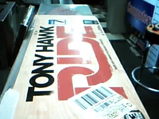 SONY Sony PlayStation 3 TONY HAWK RIDE