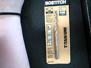 BOSTITCH Drill Bits/Blades BSA114TM