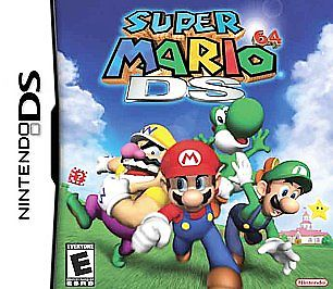 NINTENDO Nintendo DS Game SUPER MARIO 64 DS