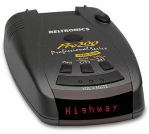 BELTRONICS Radar & Laser Detector PRO300