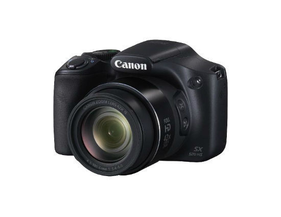 CANON Digital Camera POWERSHOT SX520 HS