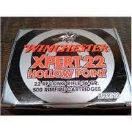 WINCHESTER Ammunition XPERT 22 HP