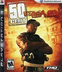 SONY Sony PlayStation 3 Game 50 CENT BLOOD ON THE SAND PS3