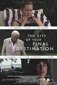 SCREEN MEDIA Blu-Ray THE CITY OF YOUR FINAL DESTINATION