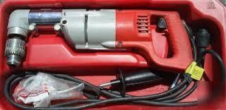 MILWAUKEE Corded Drill 1107-1