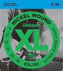 ELIXIR Musical Instruments Part/Accessory EXL130