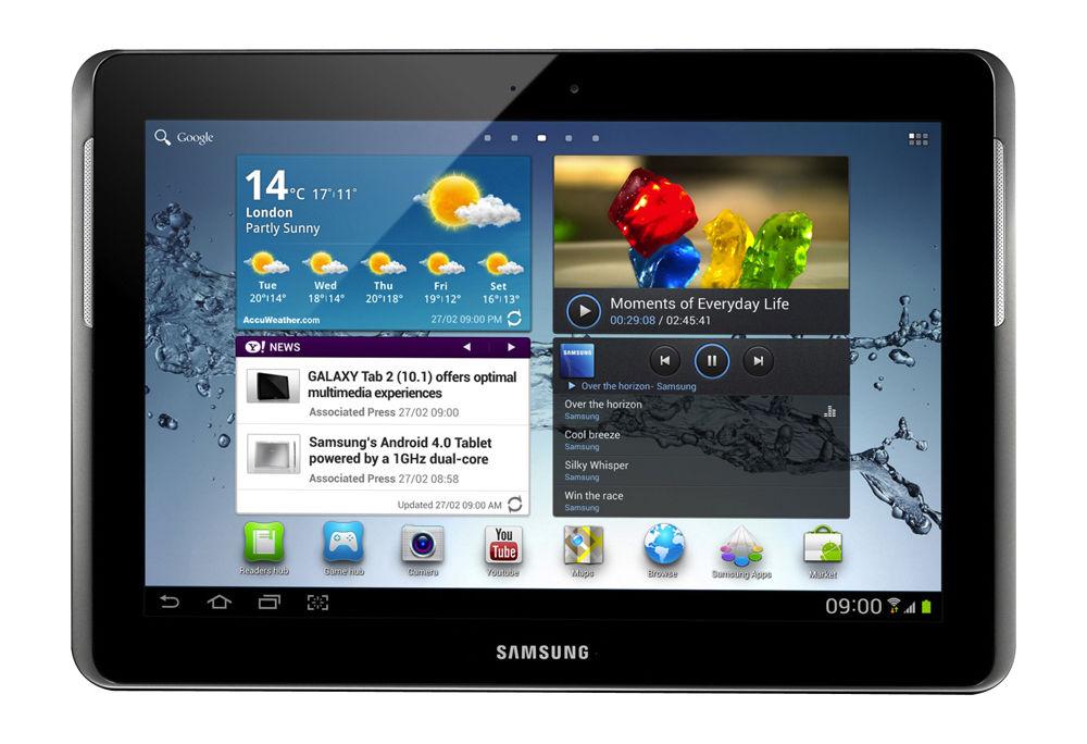 SAMSUNG Tablet GALAXY TAB 2