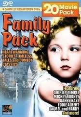 DVD MOVIE DVD SHIRLEY TEMPLE 20 MOVIE PACK