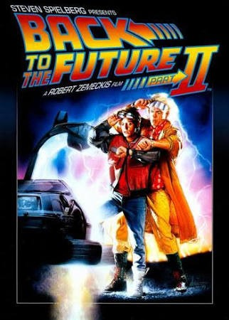 DVD MOVIE DVD BACK TO THE FUTURE PART II