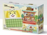 NINTENDO Nintendo 3DS Game NEW 3DS ANIMAL CROSSING + HAPPY HOME DESIGNER