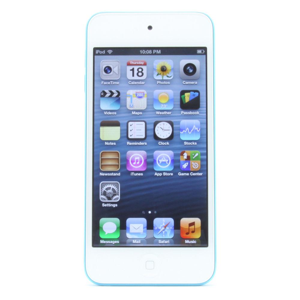 APPLE IPOD IPOD MD717LL/A 32GB IPOD TOUCH 5TH GEN - BLUE