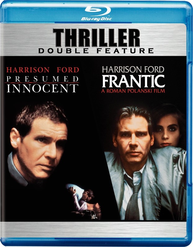 Blu-Ray HARRISON FORD DOUBLE FEATURE