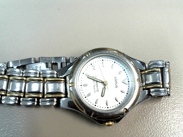 LORUS Lady's Wristwatch V501-6R70