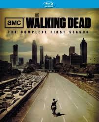 BLU-RAY MOVIE Blu-Ray THE WALKING DEAD THE COMPLETE FIRST SEASON