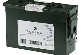FEDERAL AMMUNITION 5.56 55GR 420