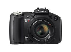 CANON Digital Camera POWERSHOT S5 IS