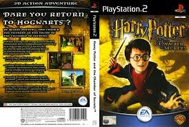 SONY Sony PlayStation 2 Game HARRY POTTER AND THE CHAMBER OF SECRETS