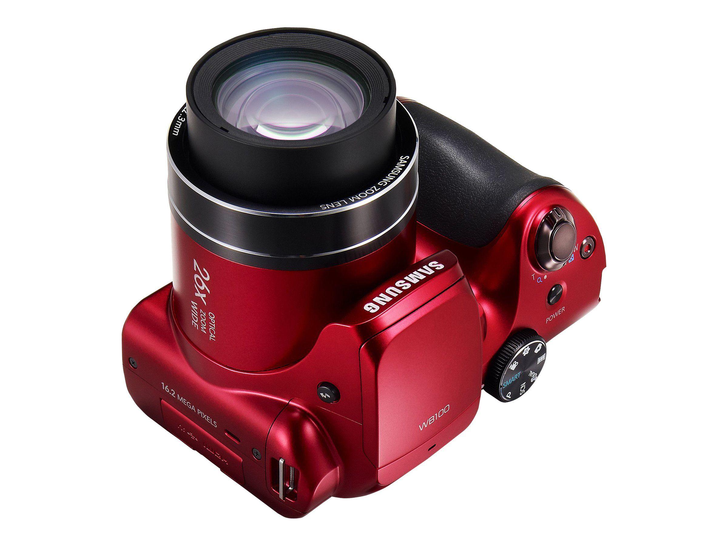 SAMSUNG Digital Camera WB100