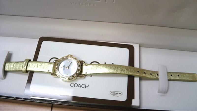COACH Lady's Wristwatch 0110S