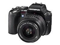 OLYMPUS Digital Camera E-500
