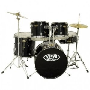 VERVE Drum Set ALL STAR 5PC DRUM KIT