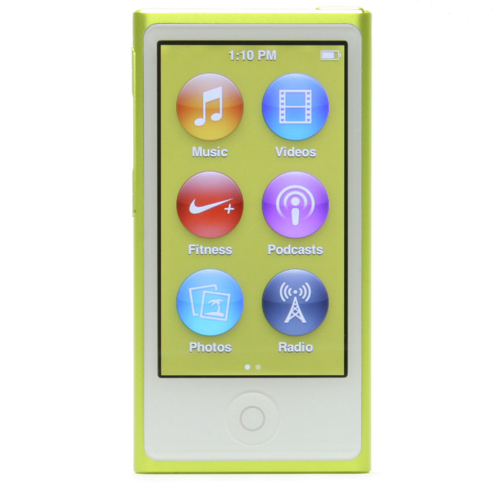 how to delete all music from ipod nano 7th generation