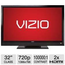 """VIZIO Flat Panel Television E321VL 32"""" 720P LCD"""