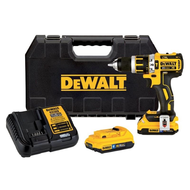 DEWALT Cordless Drill DCD795D2BT