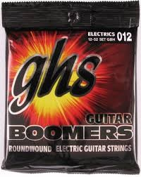 GHS STRINGS Musical Instruments Part/Accessory 012P