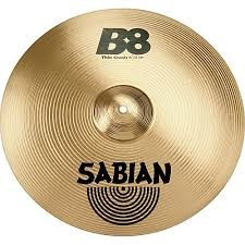 """SABIAN Cymbal B8 THIN CRASH 16"""""""