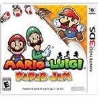 NINTENDO Nintendo 3DS Game MARIO AND LUIGI PAPER JAM