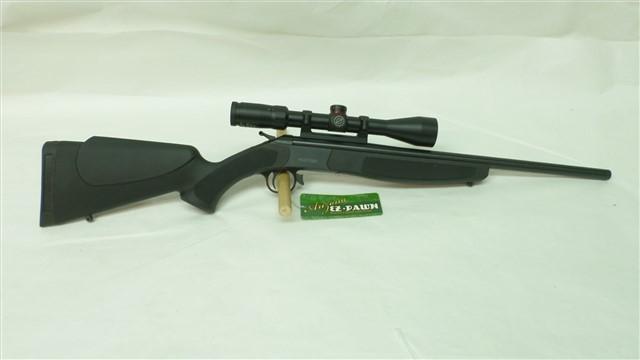 CONNECTICUT VALLEY ARMS - CVA Rifle HUNTER