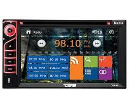 DS18 Car Audio DD652