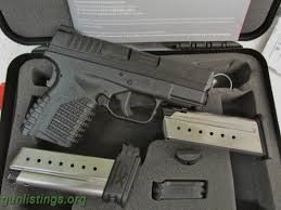 SPRINGFIELD ARMORY Pistol XDS-9 3.3